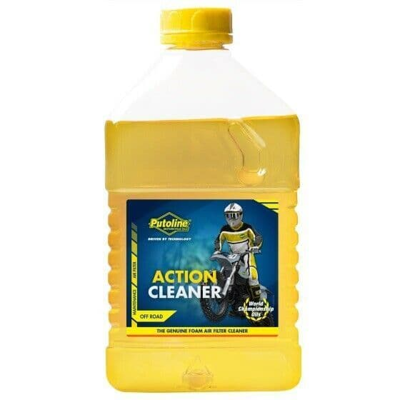 Putoline Action Cleaner MX Motocross Motorbike Foam Air Filter Cleaner 2L